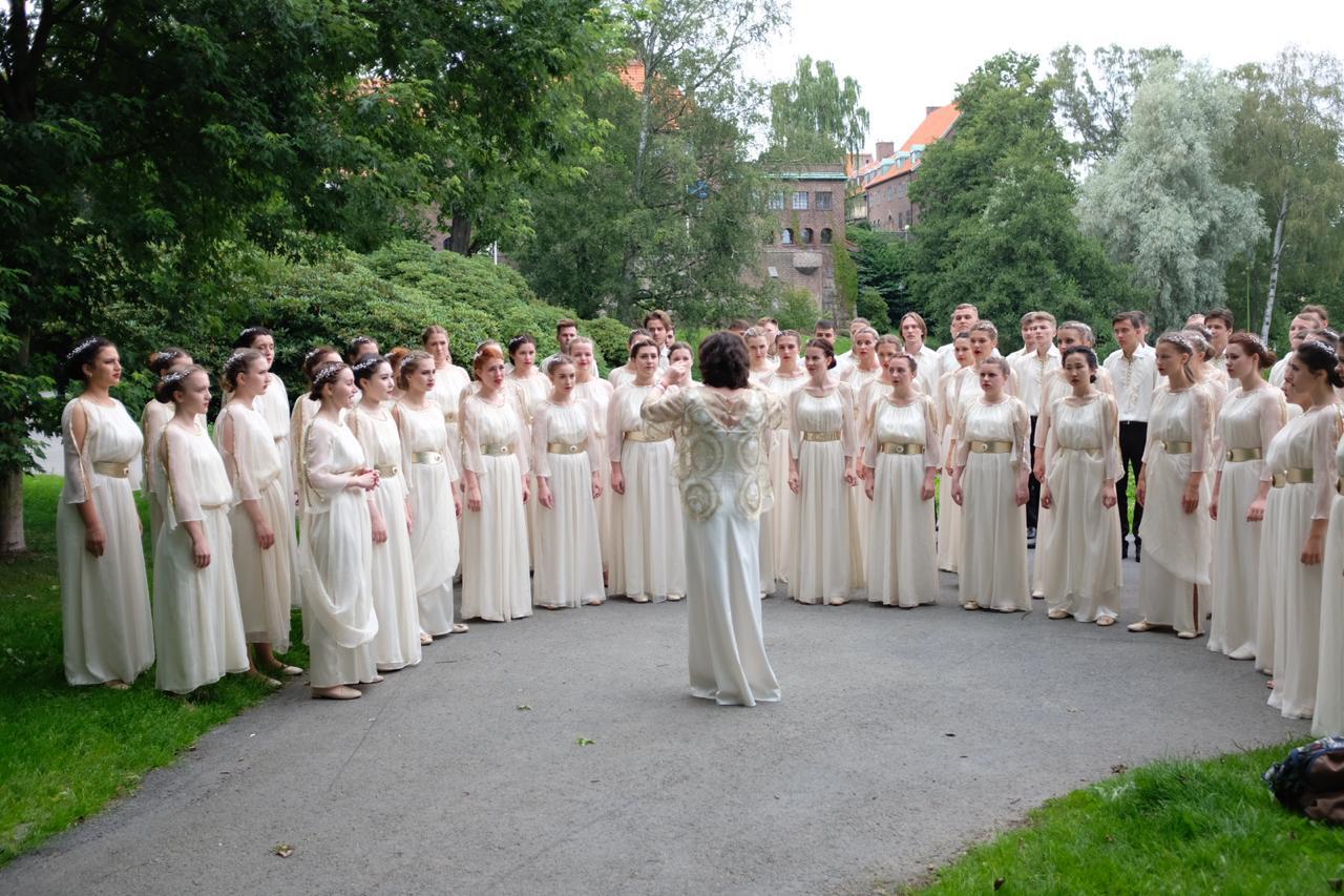 Академический хор ДВФУ одержал убедительную победу на IV Европейских хоровых играх