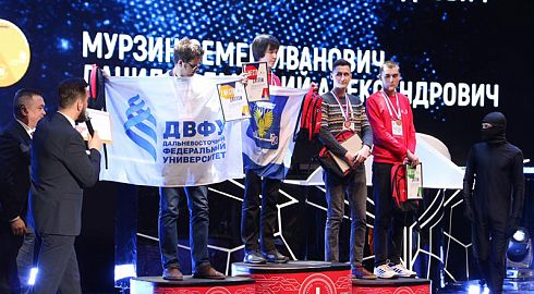 FEFU students are among the best at the WorldSkills Russia National Championship