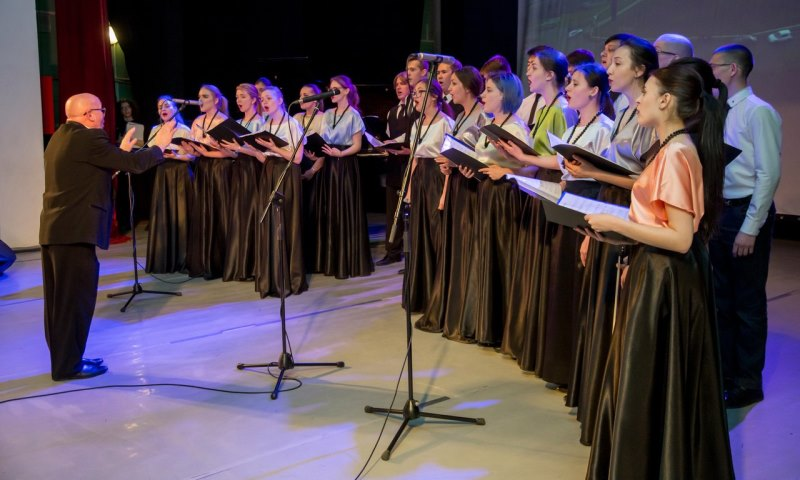 First International Student Choir in the Far East is created in FEFU