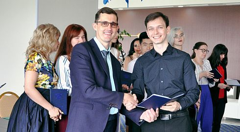 90 young FEFU scientists were awarded Ph.D. diplomas