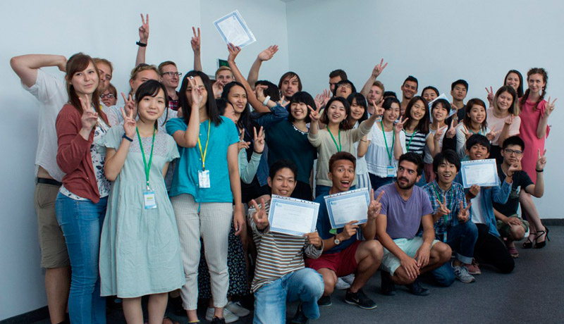 Russia–Far East Summer School gathered students from nine countries in FEFU