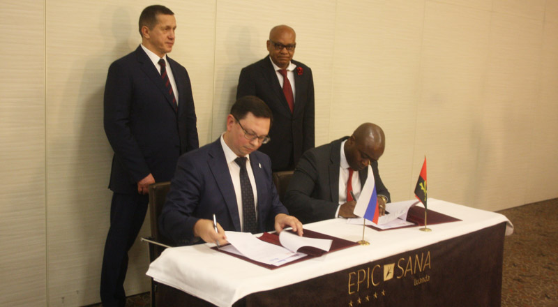 FEFU starts cooperation with African universities