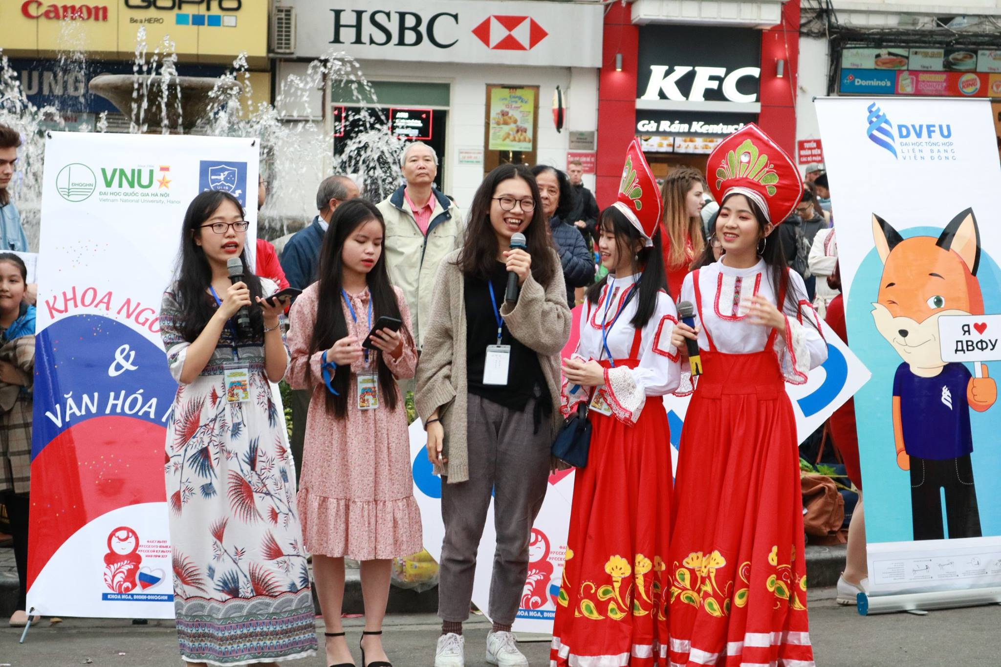 Russian Culture event was held at the FEFU Representative Office in Vietnam