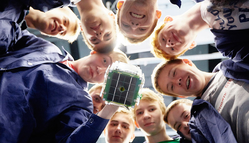 Students at World Skills Championship in FEFU will assemble space microsatellite pilot model