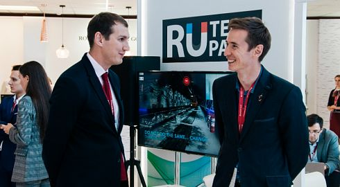 "Technopark ""Russky"" launches the first accelerator at FEFU"
