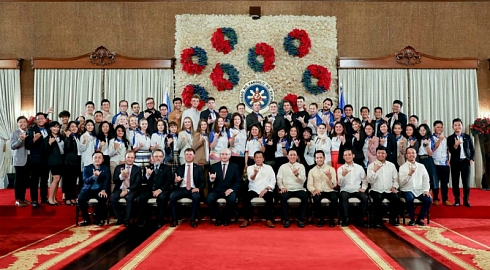 FEFU delegation represented the Far East at the 5th Russia-ASEAN Youth Summit