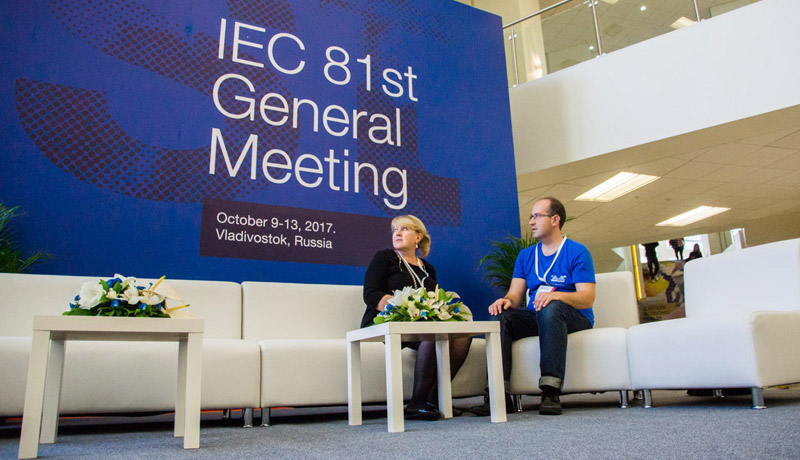 FEFU hosts International Electrotechnical Commission General Meeting