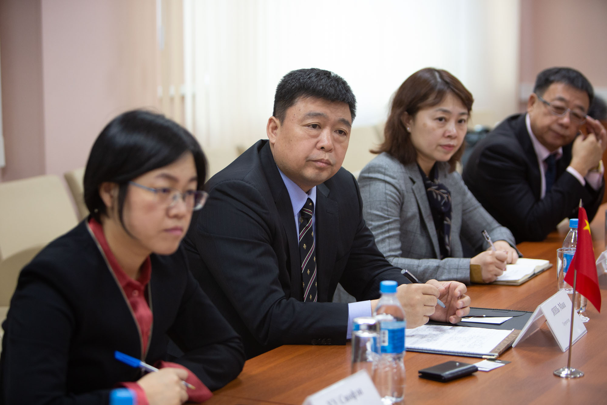 FEFU and Heilongjiang University plan to launch joint educational programs