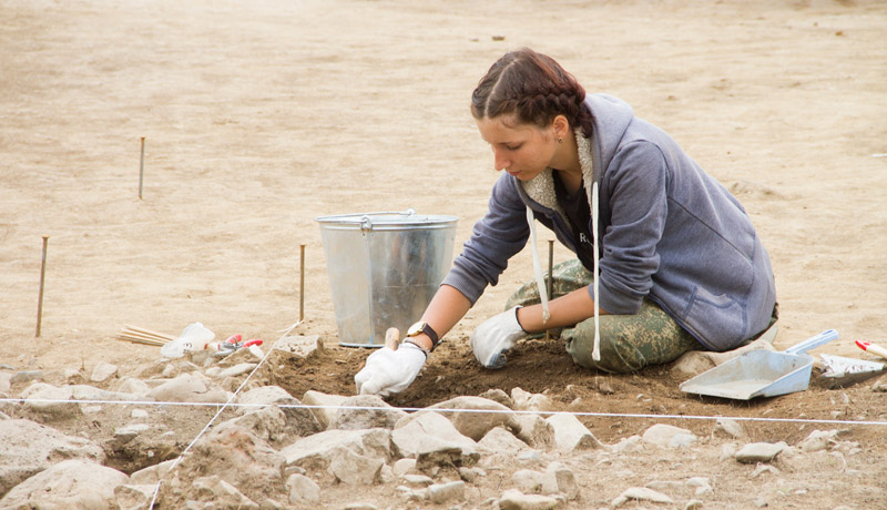 FEFU archaeologists found medieval Jurchen burial ground in south of Primorye