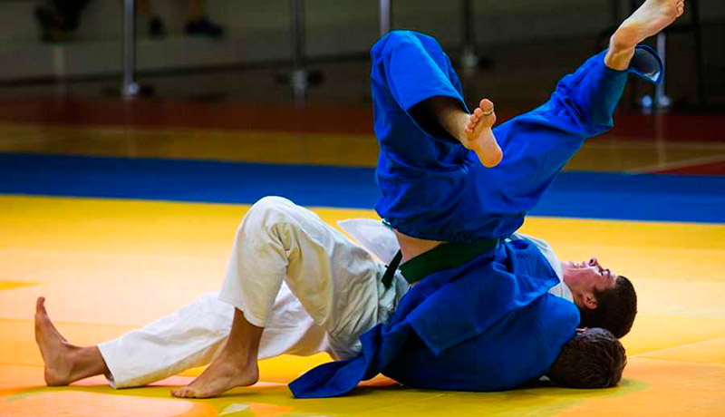 First international judo center in Russia to open on FEFU campus