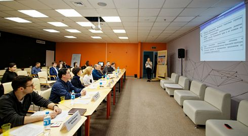 Competition of research projects in the field of Data Economy was held at FEFU