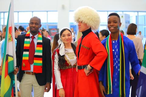 International Student Unity Day brought together representatives of 55 countries at FEFU