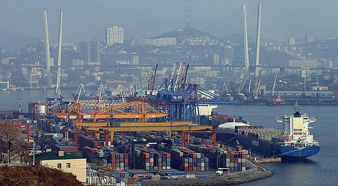 Hackathon participants offer to automate processes at the Commercial Port of Vladivostok