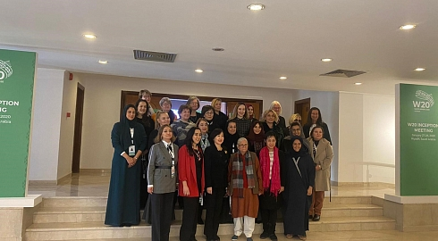 FEFU discussed Gender Equality at the W20 Saudi Arabia Forum