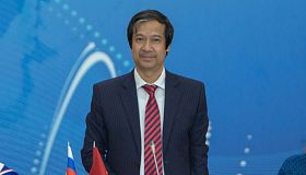 Honorary Doctor of FEFU was appointed Minister of Education and Training of Vietnam