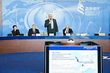 Aeroflot donates 50 million rubles to the Endowment Foundation of the Far Eastern Federal University