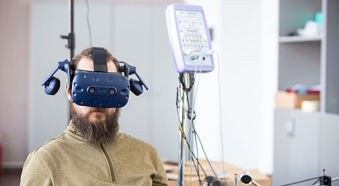 FEFU scientists to study the virtual reality impact on human self-control