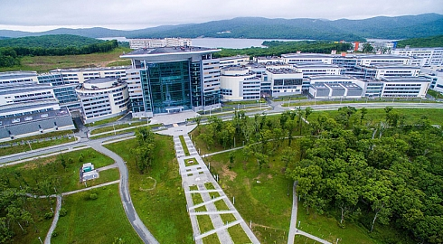 Opening of Russky Technopark will take place at the Eastern Economic Forum in FEFU