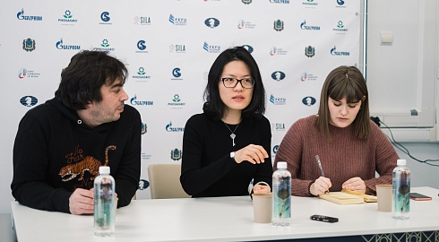 "Hou Yifan: ""Knowledge of chess helps to win not only in sports, but also in life"""