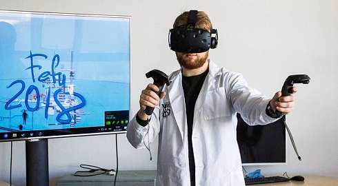 FEFU won grant for establishment of NTI Center for Neurotechnology and Virtual Reality