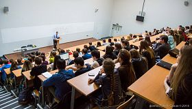 Academics from all over the world give lectures to FEFU students