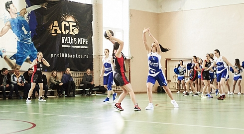 FEFU basketball players are in the final of the Student Basketball Association Championship