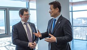 Korean universities, research centers, and companies to become FEFU Russky Technopark partners