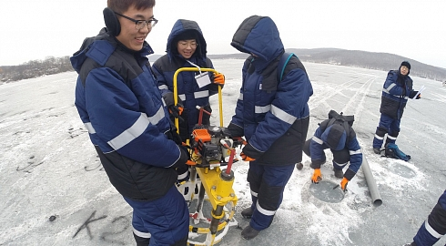 FEFU to host Ice Mechanics School for students from 3 universities of China