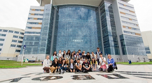 Russia - Far East Summer School brings over 80 international students to FEFU
