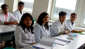 FEFU School of Biomedicine will double student enrollment from India