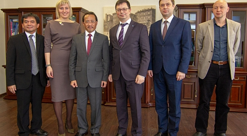 Indonesian Ambassador to Russia: More and more of Indonesian students are interested in studying at FEFU